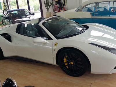 usata Ferrari 488 Spider Carbon paket