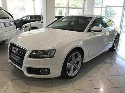 usata Audi A5 SPB 3.0 V6 TDI 245 CV clean diesel quattro S troni