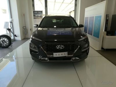 usata Hyundai Kona 1.6 CRDI 136 CV DCT Style