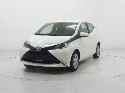 brugt Toyota Aygo 1.0 VVT-i 69 CV 5 porte x-play