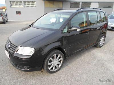 usata VW Touran 1.9 tdi 105 cv - 2005