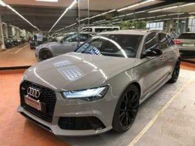 usata Audi RS6 tfsi quattro titptronic performance Benzina
