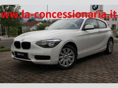 usata BMW 114 i