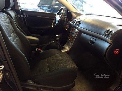 usata Toyota Avensis 2ª serie