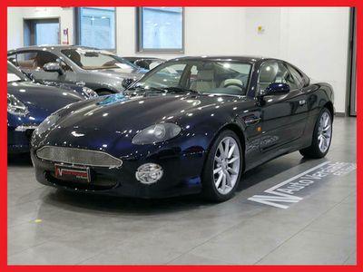 usata Aston Martin DB7 Vantage V12 * ITALIANA - SERVICE BOOK *