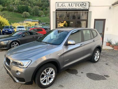 usata BMW X3 xDrive20d Business Advantage Aut.**MOLTO BELLA!**