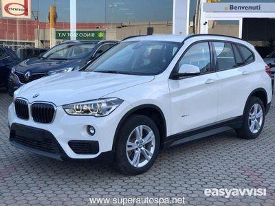 usata BMW X1 sdrive18d automatica diesel