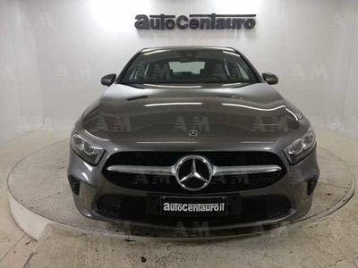 usata Mercedes 180 Classe A SedanAutomatic 4p. Business Extra del 2019 usata a Busto Arsizio