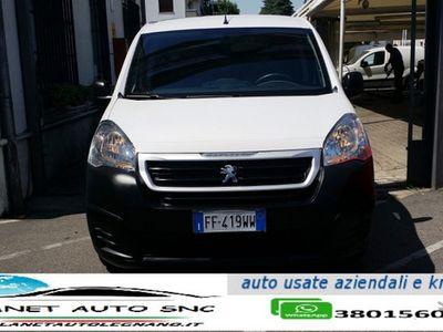 used Peugeot Partner 1.6 BLUEHDI COMFORT L2