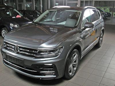 usata VW Tiguan 2.0 Tsi Dsg 4-motion,r-line, Highline, Leder, Pano, Sofort