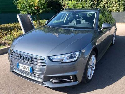 usata Audi A4 Avant 2.0 TDI quattro 190 CV S-Line