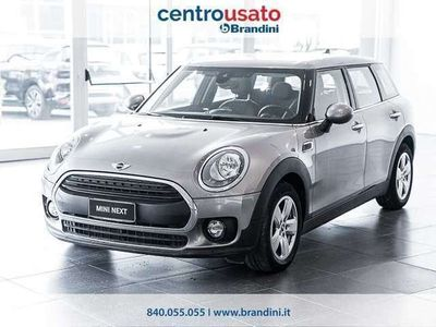 usata Mini One D Clubman One D 1.5 One D BusinessCLUBMAN