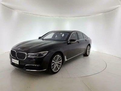 usata BMW 730 Serie 7 730 d xdrive Eccelsa auto