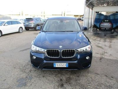 brugt BMW X3 xDrive 20d 4x4 autom.