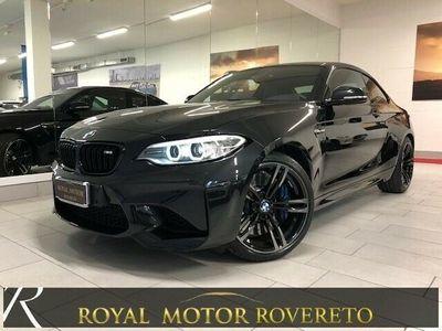 usata BMW M2 Coupé 370cv MANUALE! IVA ESPOSTA!