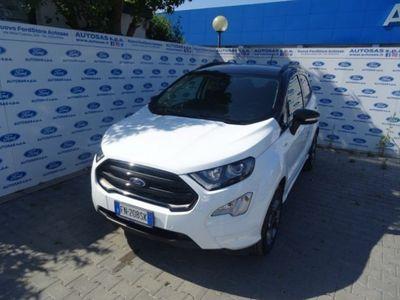brugt Ford Ecosport 1.5 TDCi 100 CV Start&Stop ST-Line usato