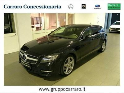 usata Mercedes CLS350 Shooting Brake CLS 350cdi BE 4matic auto