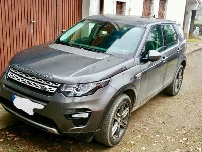 gebraucht Land Rover Discovery Sport - 2016