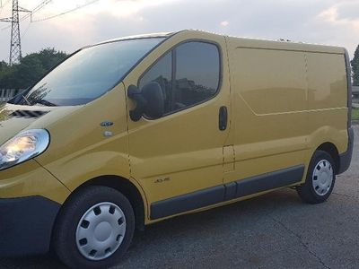 brugt Renault Trafic T27 2.0 dCi/115 PC-TN Furgone Ice