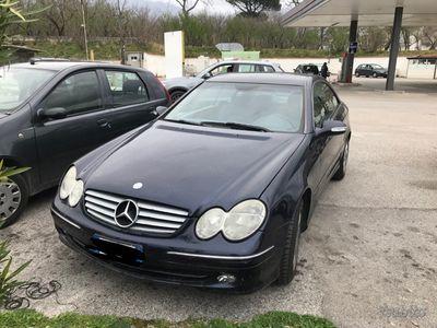 usata Mercedes CLK270 cdi