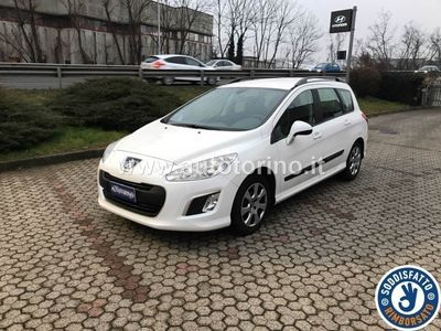 brugt Peugeot 308 308 SWSW 1.6 e-hdi 8v Active s&s 112cv