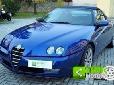 usata Alfa Romeo Spider 2.0i JTS 16V cat
