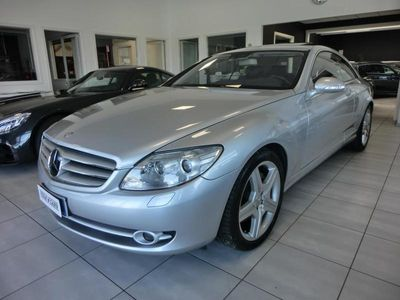 second-hand Mercedes CL500 sport impeccabile
