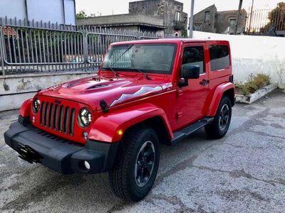 usata Jeep Wrangler 2.8 CRD DPF X Auto