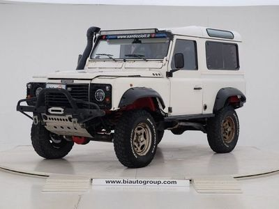 usata Land Rover Defender 90 2.5 Tdi Hard-top