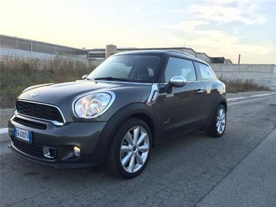 brugt Mini Cooper SD Paceman ALL4