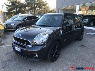 brugt Mini Cooper SD Paceman 2.0 ALL4 Automatica