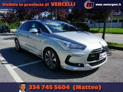 usata DS Automobiles DS5 DS 5 Hybrid4 airdream Sport Chic