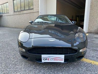 usata Aston Martin DB7 LAGONDA LIMITED ITALIANA SERVICE ASI TARGA ORO!!!