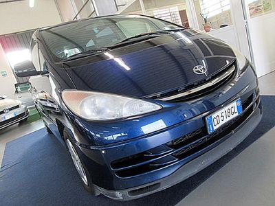 usata Toyota Previa 2.0 Tdi D-4D *7 POSTI* MOLTO BELLA