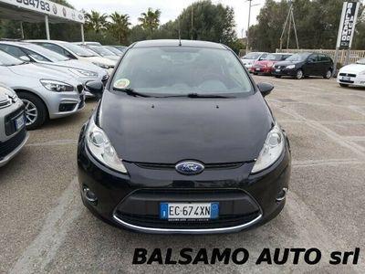 "usata Ford Fiesta 1.6 TDCi 95CV 3p. Titanium.N1 Bs.""BELLISSIMA"""