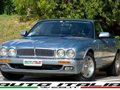 usata Jaguar XJ6 4.0 sport aut. +iscritta asi+tagl. appena eseguito