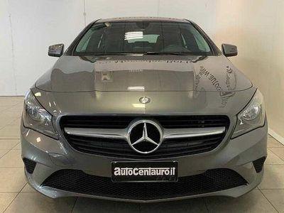 usata Mercedes CLA220 Shooting Brake 220 d Automatic Executive