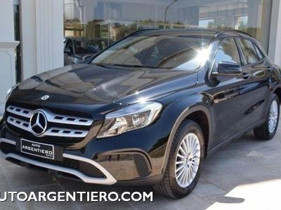 usata Mercedes GLA200 d Automatic Business NAVI COMAND CAR PLAY