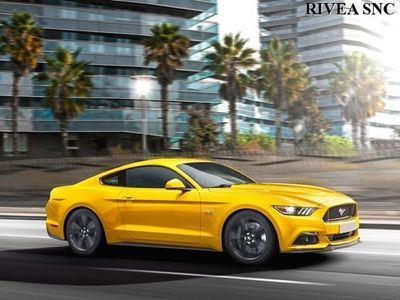 used Ford Mustang GT Fastback 5.0 V8 TiVCT aut.