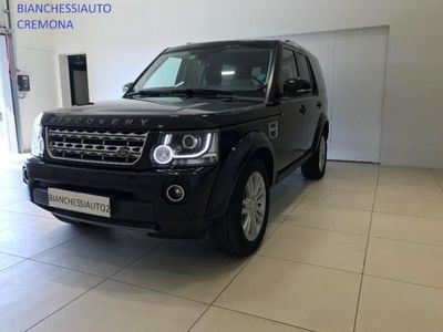 used Land Rover Discovery 4 3.0 SDV6 249CV HSE