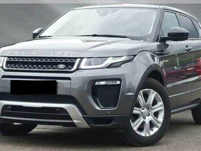 usata Land Rover Range Rover evoque 2.0 TD4 180 CV 5p. SE Pelle Navi Tetto