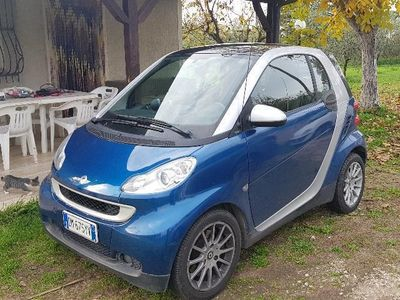 used Smart ForTwo Coupé 1000 62 kW passion