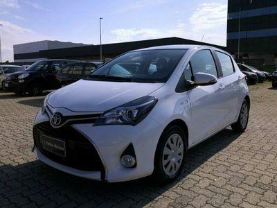 usata Toyota Yaris 1.5 Hybrid 5 porte Business E6