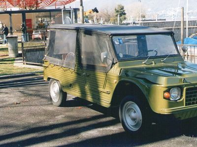 brugt Citroën Méhari - 1977 1a serie
