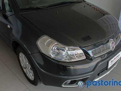 gebraucht Fiat Sedici 2.0 MJT 16V DPF 4x2 Emotion