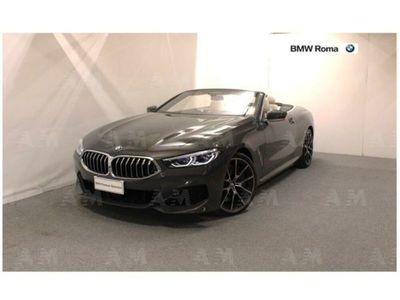 usata BMW M850 M850i xDrive CabrioxDrive Cabrio