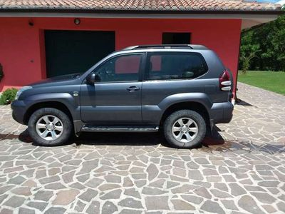 usata Toyota Land Cruiser 3.0 D-4D 16V cat 3 porte aut. Executive