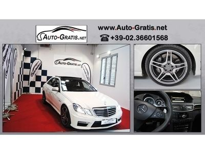 usata Mercedes E63 AMG Classe WS212 Performance