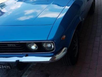 usata Opel Manta - Anni 70