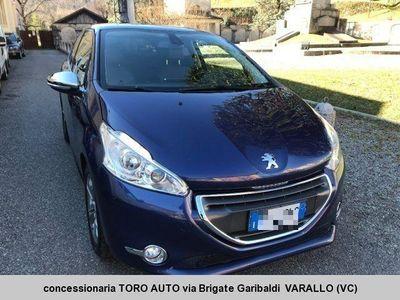 usata Peugeot 208 1.6 8V e-HDi 115CV Stop&Start 3p. Allure